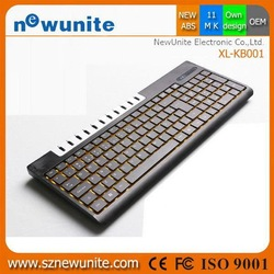 Excellent quality best sell latest computer keyboard with toucfor hpad