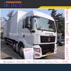 Hot Sale SITRAK C5H 280HP 8X4 van cargo truck