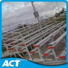Basketball grandstand equipment for football field