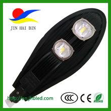 high lumen 60W 80W Die Casting Aluminum COB LED Street Lighting Fixtures