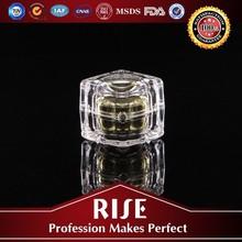 Professional factory ISO9001 Plastic beauty cream jars