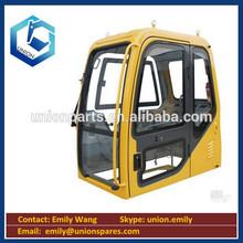 Hydraulic excavator cabin, excavator cab PC210LC-8, PC220-6, PC200-6, operator drive cab