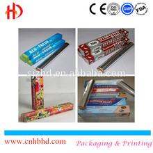 Packaging food household aluminum foil factory/manufacturer/supplier