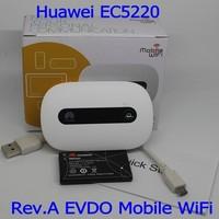 Original Huawei Rev.A EVDO WiFi Router Mini CDMA Mobile WiFi Huawei EC5220