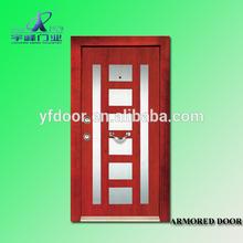 luxury wrought iron gate/armored room doors/acrylic hotel room door signs