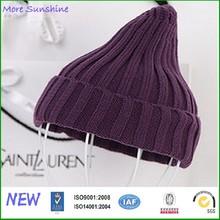 la parte superior baratos de china sombrero de paño grueso y suave polar sombrero de punto de venta al por mayor