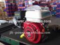 Moteur à gaz moteur à essence 4- cylindres seul coup de main à essence démarrage moteur 168f