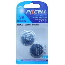 CR2032 watches battery is a button cell lithium battery rated at 3.0 volts
