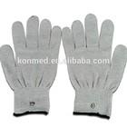 Sunmas medical equipment kit conductive gloves tens for face massage