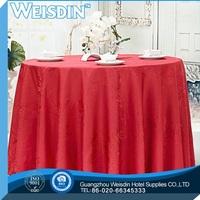 Wedding high quality Jacqurd camo table cloths