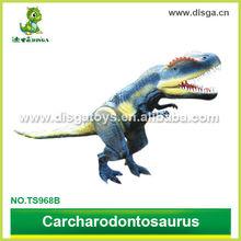 Item No. TS968B - Pvc soft dinosaur toy for kid's fun