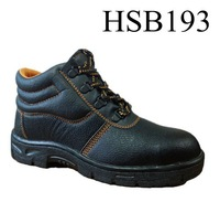 SY,Hard wearing stitched rubber sole anti-hit working boots/factory boots/safety boots