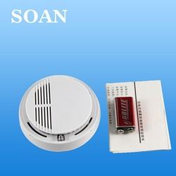 85dB wireless mini smoke detector \smoke alarm \ fire alarm (5 years life )