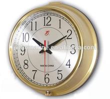 Marine Brass Clock (12hours)