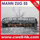 MANN ZUG 5S 4G LTE smartphone IP67 Rugged Waterproof Qualcomm MSM8926 Quad Core 5.0 Inch Dragon Glass Screen 1GB RAM/8GB ROM