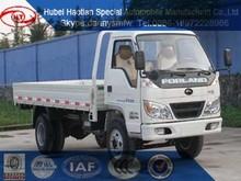 Forland mini volcado de camiones para la venta 2-5tons pequeño auto- volquete