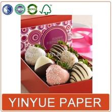 China custom bulk paper fancy mini gift wedding wholesale candy box