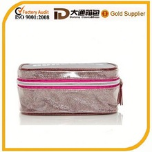 Sequin glitter 2015 fashion makeup bags china