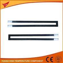 Heat resistance U type ceramic heating element vaporizer