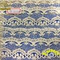 mais recente química bordado lantejoulas frisado laço de tecido