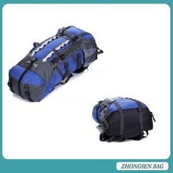 Hot Selling 80L waterproof mountaineering bags