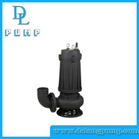 WQ drainage pump sewage toyota diesel injection pump
