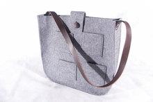 Custom Size Good Quality Fashion Big Bag Ladies Handbag New Arrival HD0075