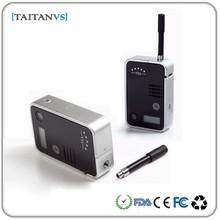 2015 taitanvs newest product e cig vs1 ego passthrough battery