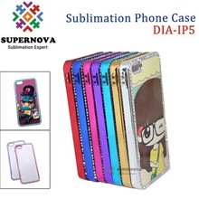 Custom Made Mobile Phone Cover Case for iPhone 5
