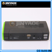 Portable jump starter charge multifunction 12v lithium ion car battery