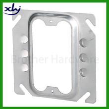 galvanized steel electrical sheet metal switch box