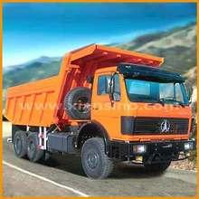 BEI BEN NG80 10 wheel 6x4 drive tipper truck and dumper truck sale dubai