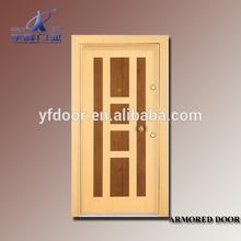 mobile home security doors/armored room doors/acrylic hotel room door signs