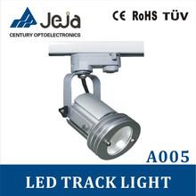 Black/white 20W 30W pendant track light with COB Bridgelux LED