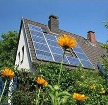 2014 HOT SALE!!!green energy/durable/high efficiency 10kw solar panel system whole house solar power system for home