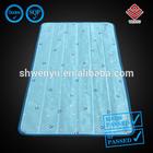 ice cool mat/gel yoga mat/soft gel seat cushion