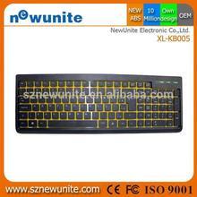 High quality best sell flexible bluetooth wireless keyboard