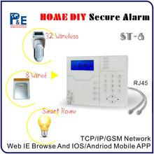 Meian 2015 New TCP/IP Security Alarm, Rfid Alarm, Moblie APP Remote Control.