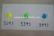 Yunzhu pigment luminous glow in the dark gloves