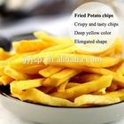 New fresh Fried potato chips