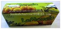 chemical free natural apple wood coal for shisha charcoal