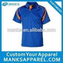 custom latest design high quality blank polo shirt