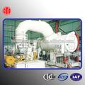 Turbine à vapeur centrale pour Textile teinture industrie