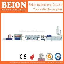 Plástico PEHT CABLE de protección de línea de extrusión de tubería, Extrudering máquina