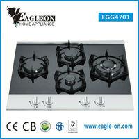 Chinese kitchen appliance Zhongshan cooker Factory CE/CB/ROHS gas cooker