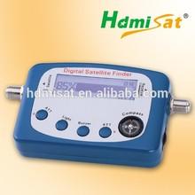 LCD backlight analog satellite finder DVB-S2 digital satellite meter SF-9505A