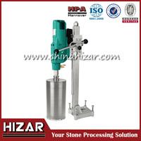 Factory price 250mm horizontal handheld portable diamond core drilling machine