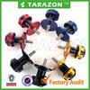 Hot sale china wholesale TARAZON brand colorful CNC motorcycle swing arm spool