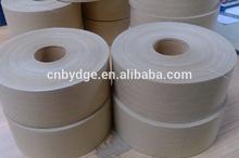 Hot sales!!!recycled virgin kraft banding tape paper