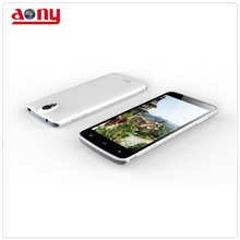 5 inch dual sim touch screen 3G mobile phone with dual core GPS android OS